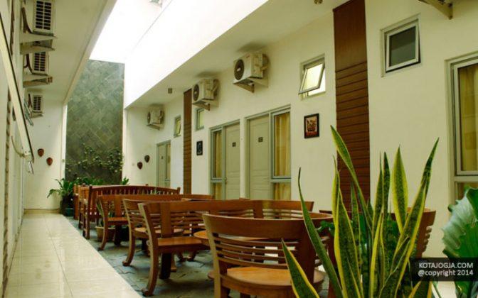 Poncowinatan Hotel Yogyakarta