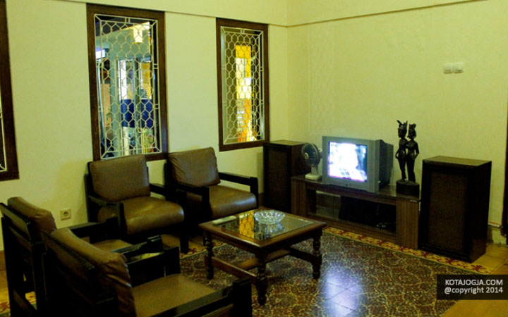 Lobby Borobudur Guest House