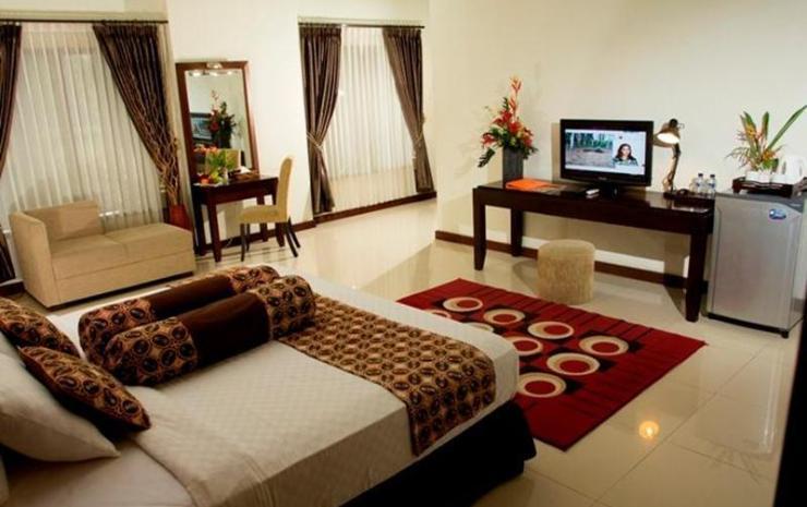 Suasana Kamar Gowongan Inn. Sumber: traveloka.com