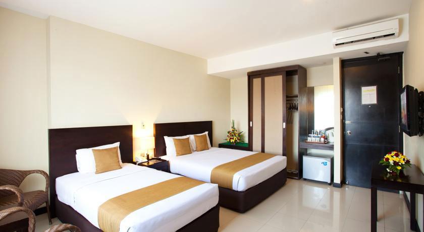 Suasana Kamar hotel Grage Ramayana. Sumber: booking.com