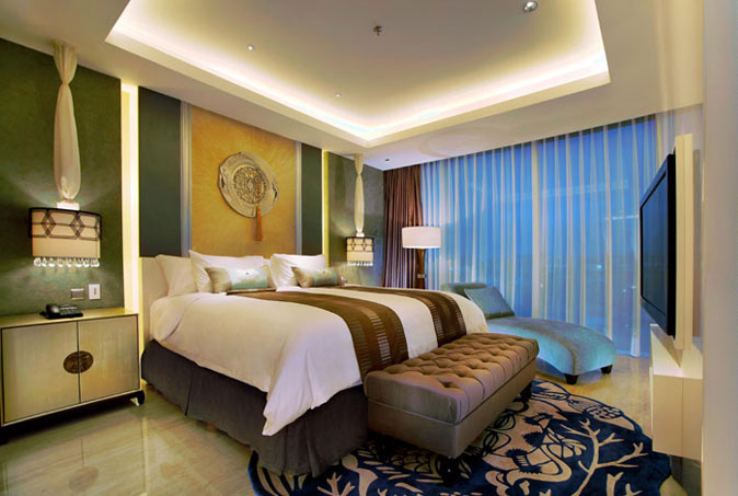 Suasana Kamar Hotel Grand Aston. Sumber: aston-international.com