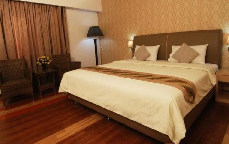 Suasana Kamar Hotel Arjuna. Sumber: Traveloka,com