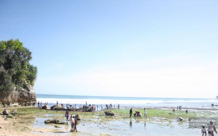 Pantai Indrayanti - Kotajogja.com