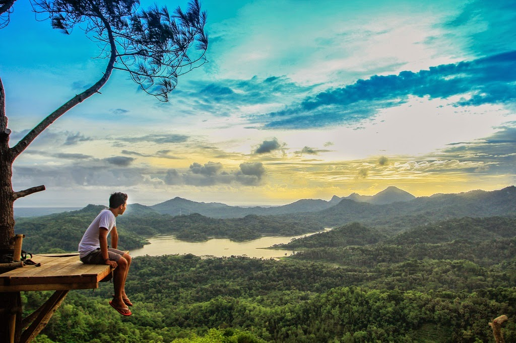 Wisata Kali Biru Kulon Progo (jadiberita.com)