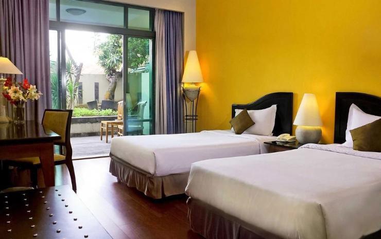 Suasana Kamar Hotel Novotel. Sumber: Traveloka.com