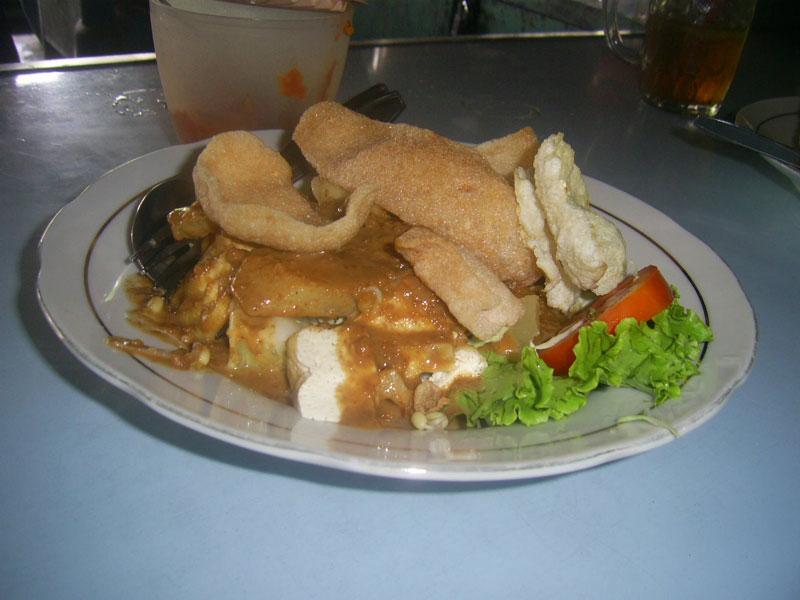 Seporsi Gado Gado Bu Hadi. Sumber: gadogadobuhadi.blogspot.co.id/