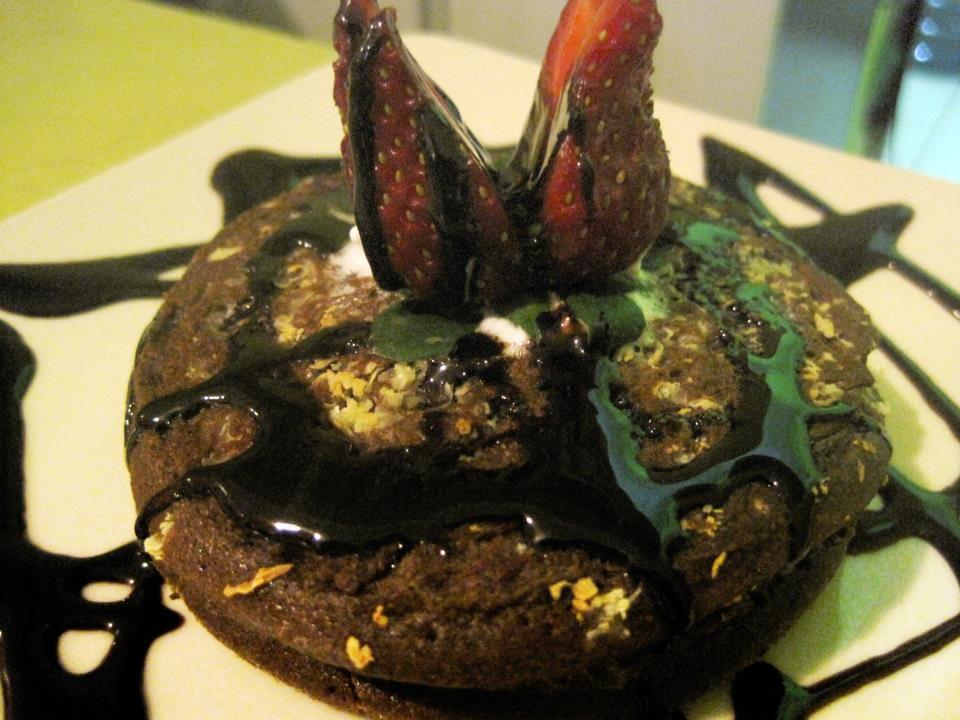 Cebi Chocho Cheese Pancake