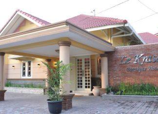 Le Krasak boutique Hotel