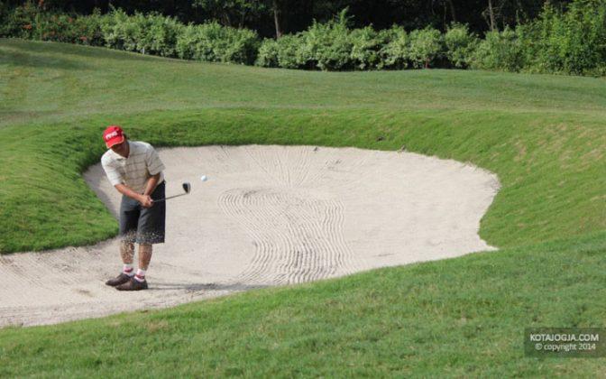 merapi golf cangkringan sleman