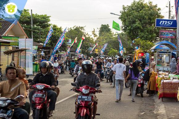 Jalur Gaza Yogyakarta (eatjogja)