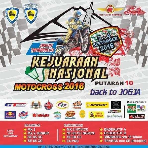 Kejuaraan Nasional Motocross