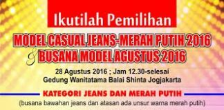 pemilihan model casual jeans