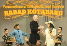 Pementasan Ketoprak Tari Teater 'Babad Kotabaru'