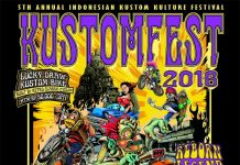 Kustomfest 2016 'Reborn Legend'