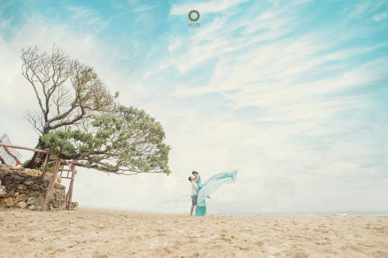 Pantai Pok Tunggal (sumber foto: Alvin Photography)
