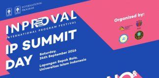 International program festival