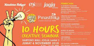 10 Hours Creative Seminar
