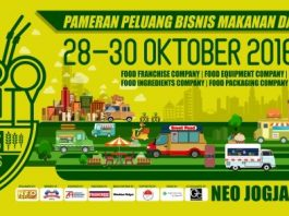 Food Business Oportunity Expo 2016