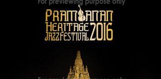 Prambanan Heritage Jazz Festival 2016