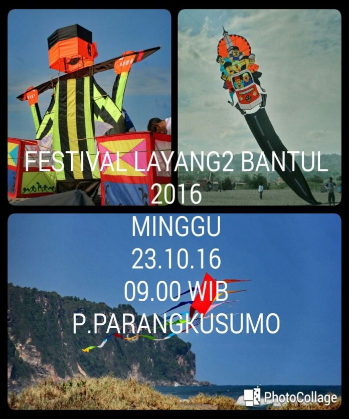 festival layang layang bantul