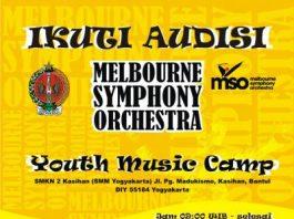 Ikuti Audisi Melbourne Symphony