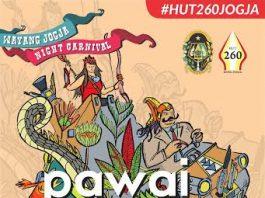 Pawai Budaya Jogja Istimewa 2016
