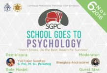 School Goes To Psychology