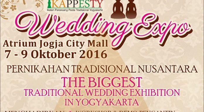 Wedding Expo 'Pernikahan Tradisional Nusantara'