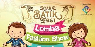 lomba fashion show anak