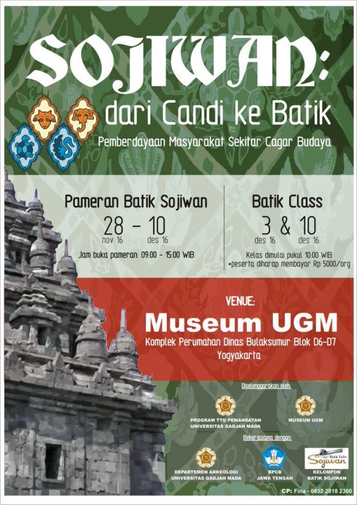 Pameran Batik sojiwan