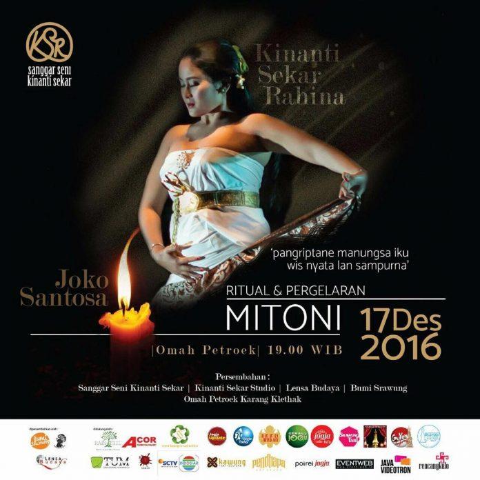 Ritual dan Pergelaran Mitoni