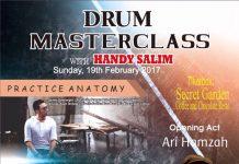 drum masterclass