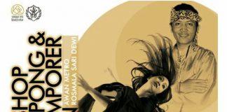 Workshop Tari Jaipong & Kontemporer Fusion