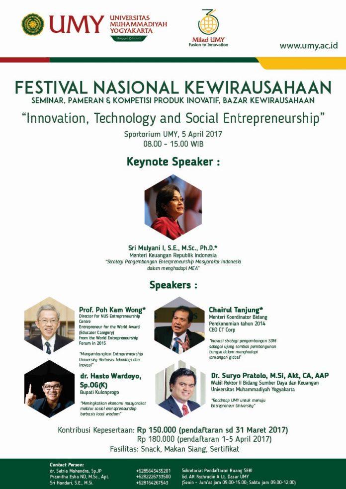Festival nasional kewirausahaan