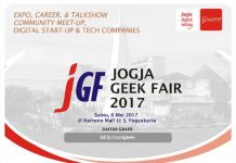 jogja geek fair