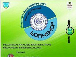 pelatihan analis statistik