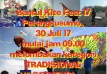 bantul kite festival