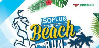 isoplus beach run