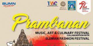prambanan music