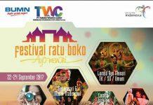 festival ratu boko