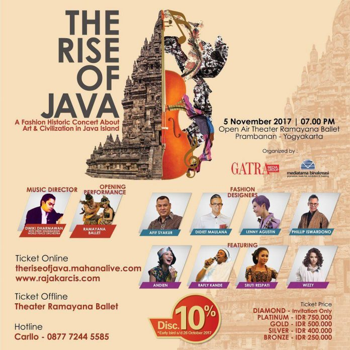 the rise of java