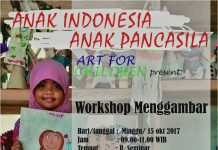 workshop menggambar
