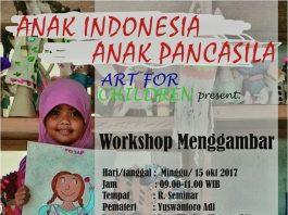 workshop menggambar