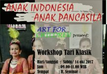 workshop tari klasik