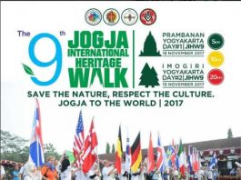jogja international heritage walk