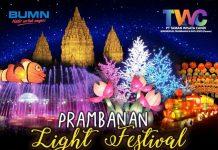 prambanan light festival