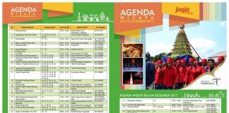 agenda wisata