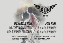 adisutjipto urban obstacle run