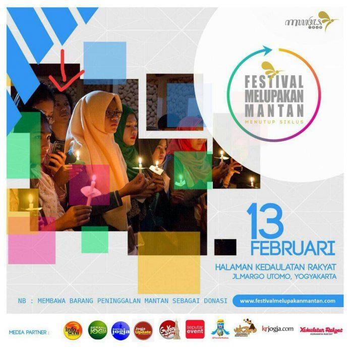 Festival Melupakan Mantan 'Menutup Siklus'