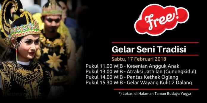 Gelar Seni Tradisi Yogyakarta